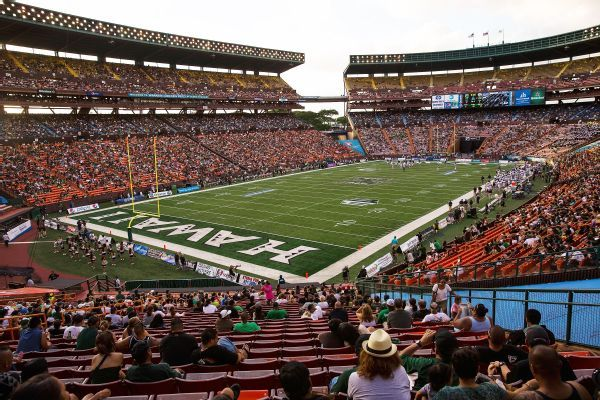 Hawaii Bowl returns to Christmas Eve for 2019