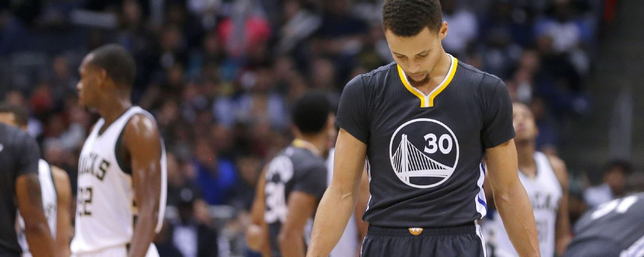 Steph Curry perderá los 2 próximos juegos, retornan Green y Livingston vs Clippers