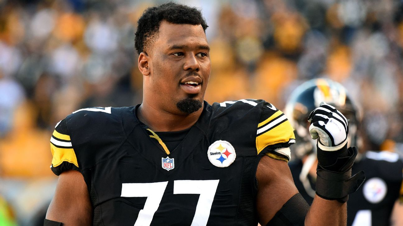 Pittsburgh Steelers offensive tackle Marcus Gilbert has ...