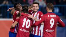 Atletico Madrid and Villarreal win to reach round of 16 of Copa del Rey