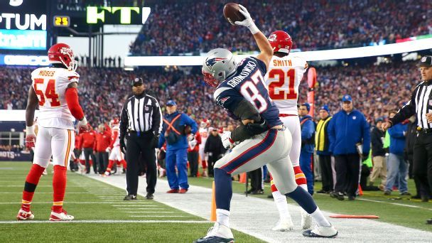 The greatness of Rob Gronkowski, and what's next for the Patriots