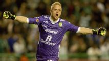 United States' William Yarbrough wants to learn from Howard, Guzan