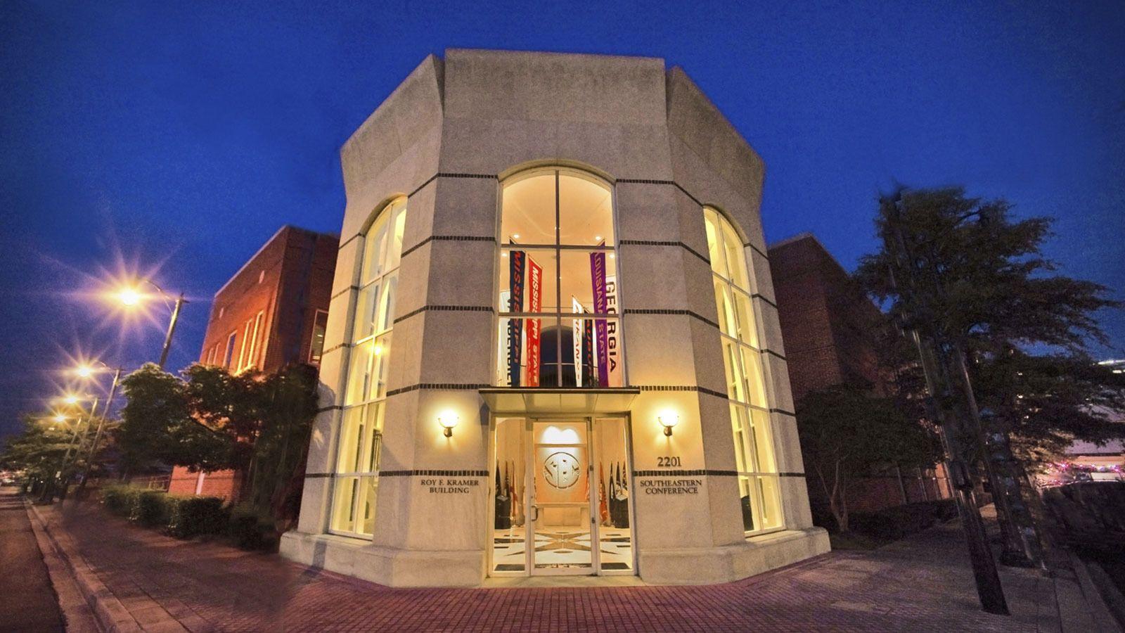 Charlie Hussey named SEC Deputy Commissioner