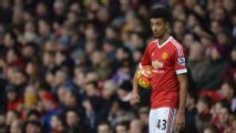 Manchester United loaning Cameron Borthwick-Jackson to Scunthorpe - sources