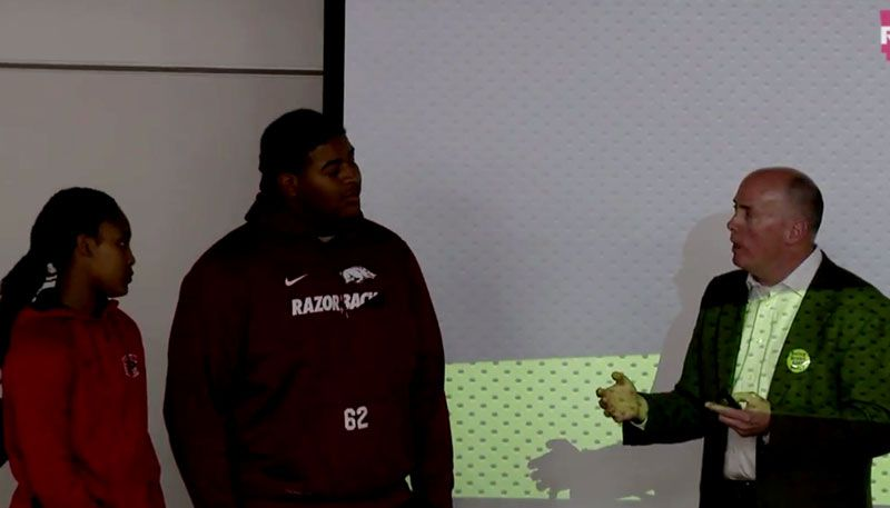 Hogs tackle financial literacy