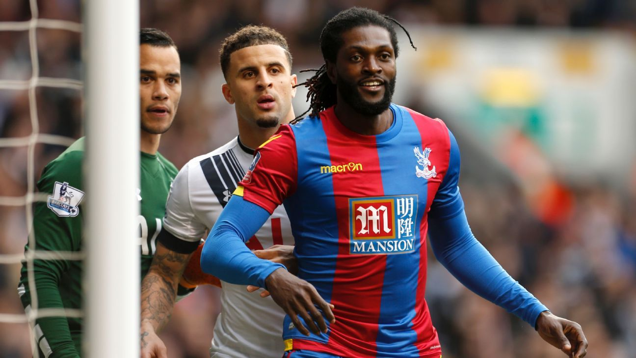 Emmanuel Adebayor and Mathieu Flamini set to move to Rizespor