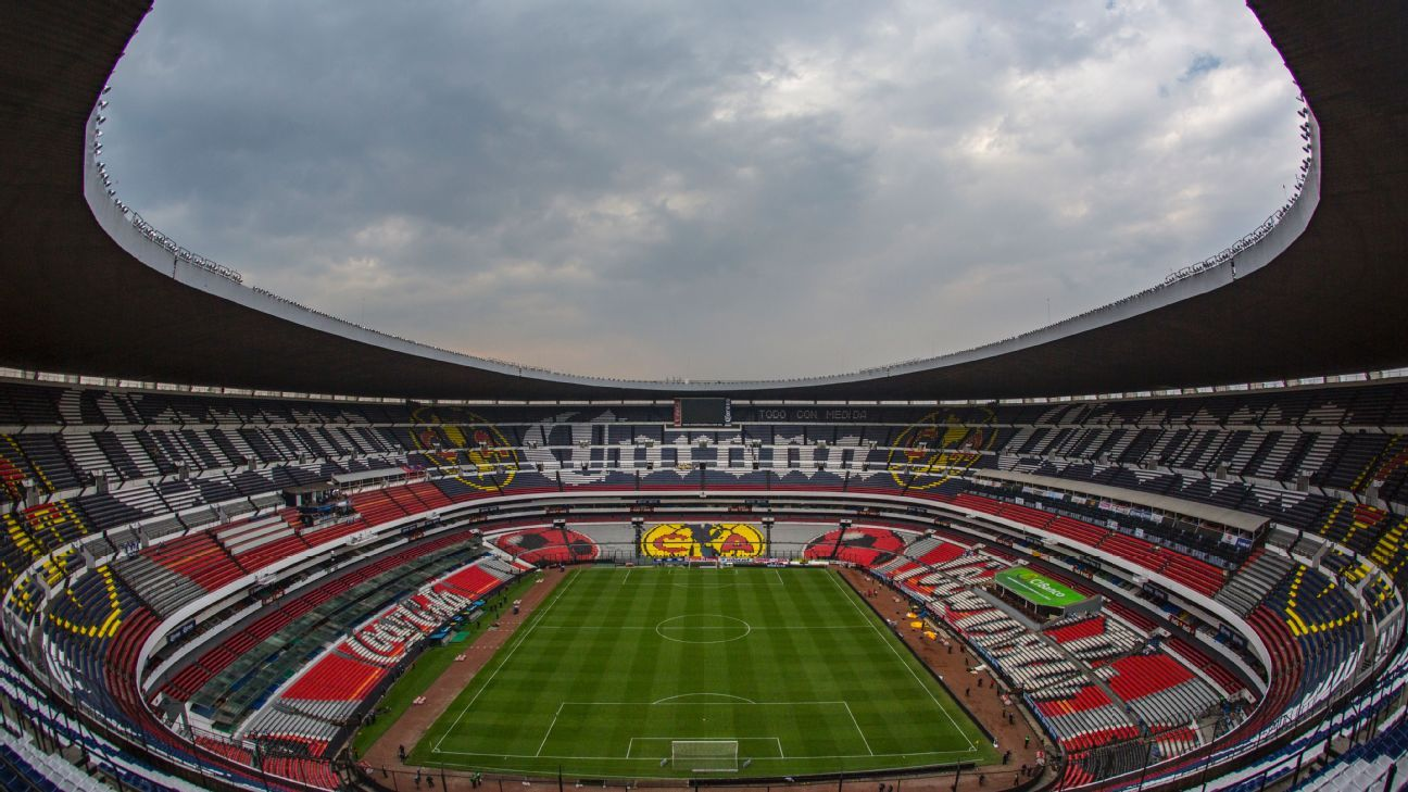 Club America-Leon semifinals match moved from Mexico City due to pollution concerns