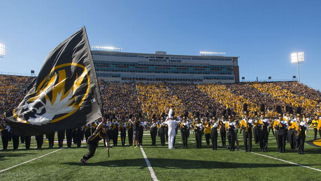 A Game Day Guide for fans in Columbia, Missouri