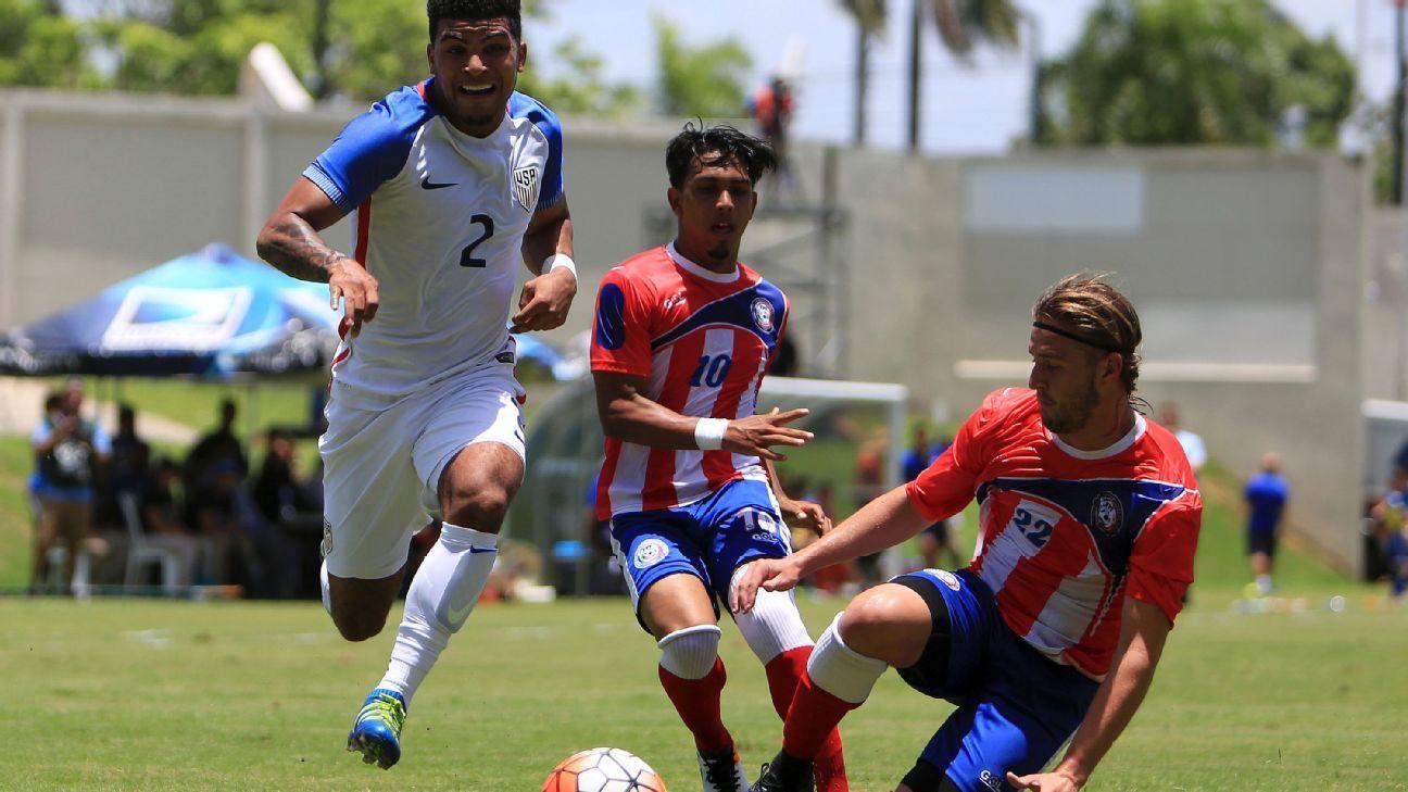Puerto Rico FC vs. Puerto Rico in New York friendly June 11