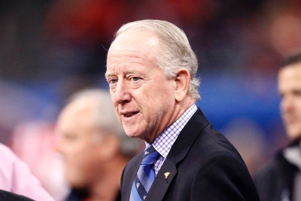 SEC honors Archie Manning with distinguished service award
