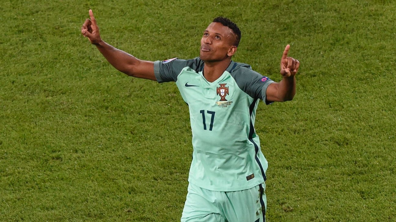 Ex-Manchester United winger Nani '50-50' on moving to MLS - source