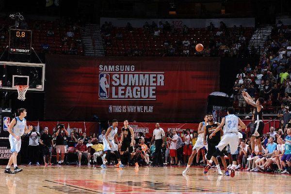 China, Croatia to join NBA summer league