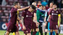 Europa League: Hearts shocked by Birkirkara; Hibernian lose on penalties