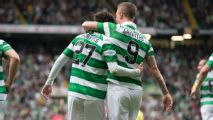Leigh Griffiths goal helps Celtic draw at FC Astana in Champions League