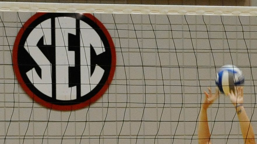 SEC Volleyball Regular Season