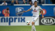 Philadelphia Union's Tranquillo Barnetta open to St Gallen return