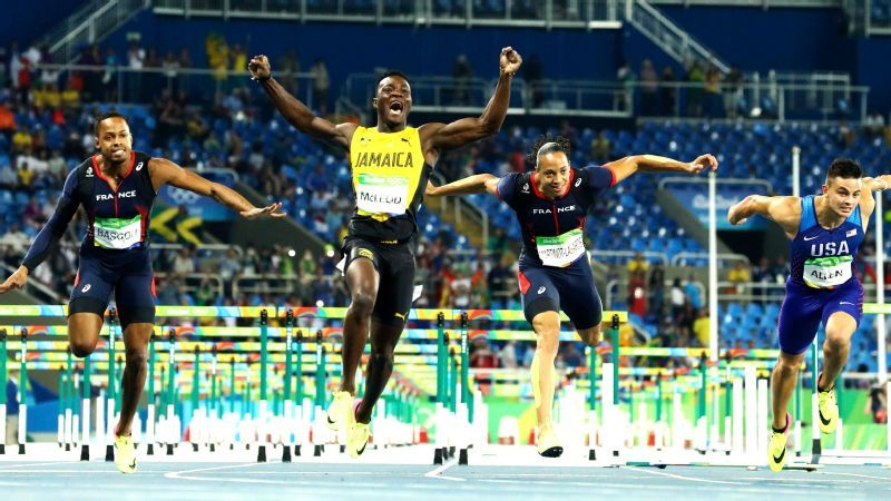 McLeod becomes third Razorback ever to win Olympic gold