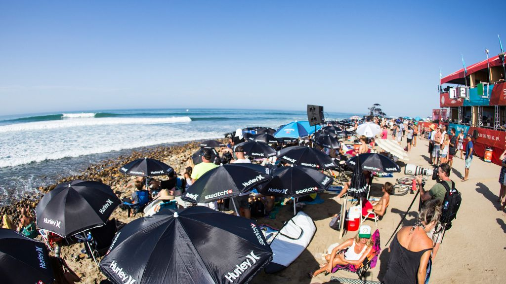 Welcome To Lower Trestles