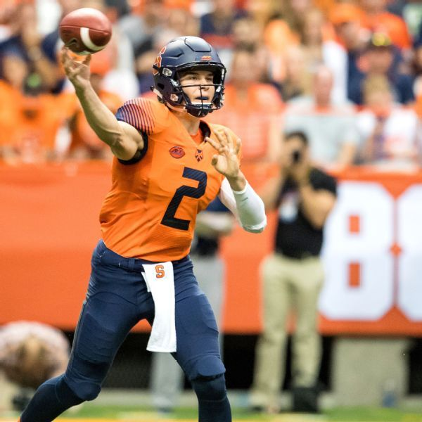 No update on Eric Dungey's status, but Syracuse hopeful QB will play at BC