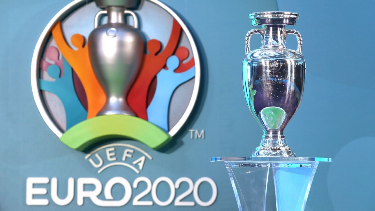 European Championships qualifying draw: Germany, Netherlands in Group C, easier draws for England, Spain