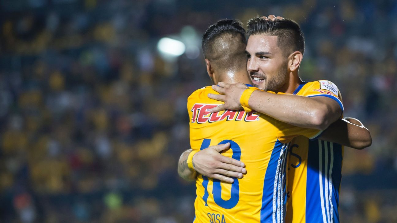 Tigres dominate Herediano to win Group G, Arabe Unido down Don Bosco