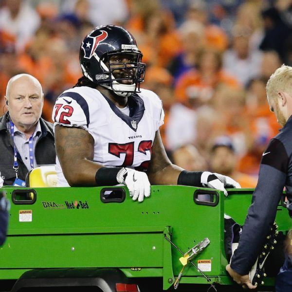 Derek Newton 'thankful' to get chance with Saints two years after double patellar tendon tears
