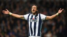 Defender Jonas Olsson leaves West Bromwich Albion after nine years