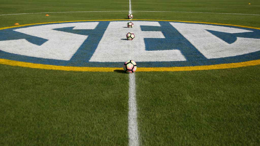 SEC soccer and volleyball TV schedules announced