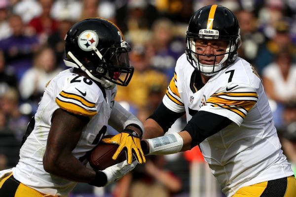 Steelers' Ben Roethlisberger wished Le'Veon Bell 'nothing but the best'