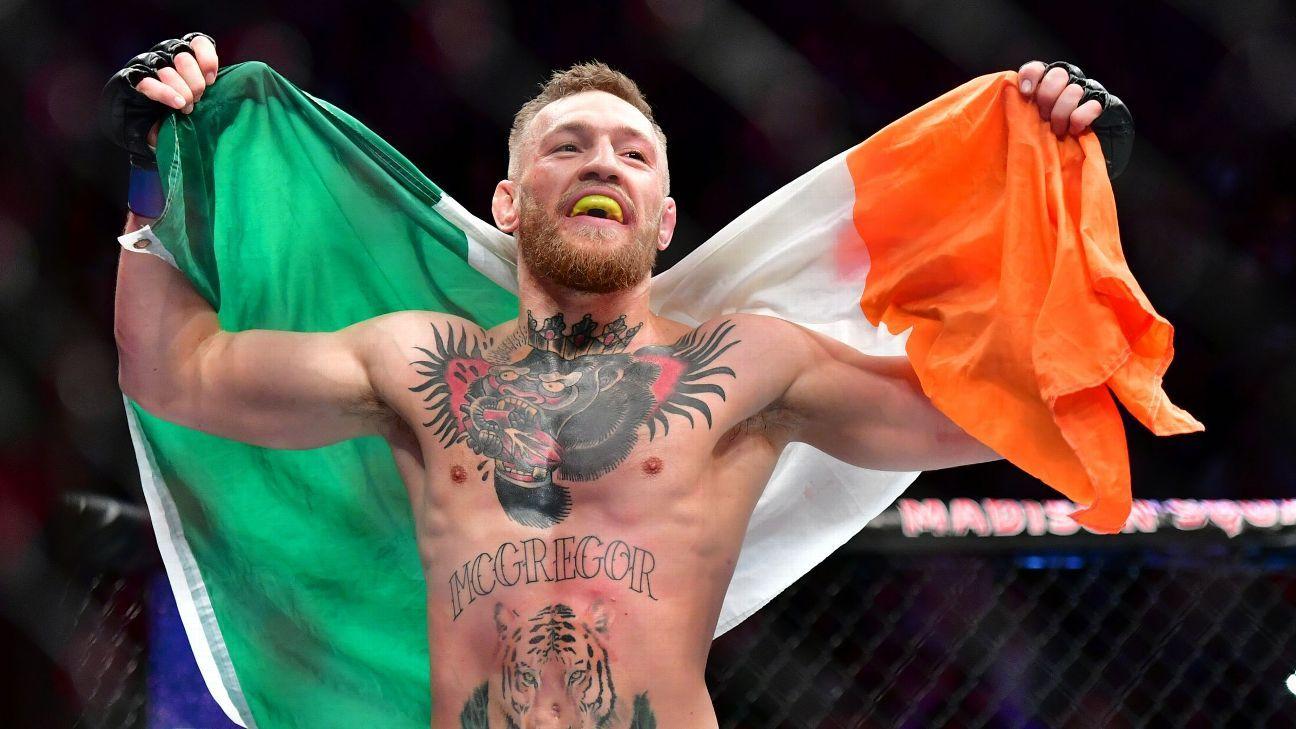 MMA fighters react to Conor McGregor's retirement tweet