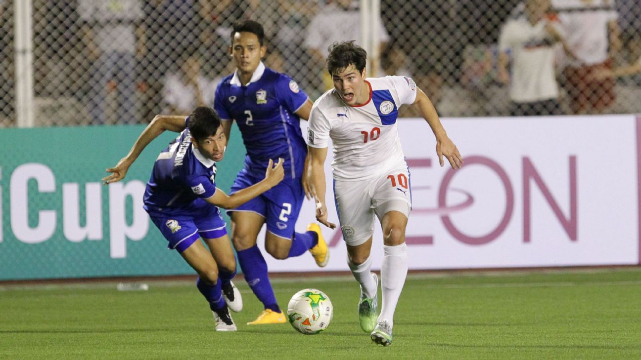 Philippines aim to forget AFF woes by qualifying for first Asian Cup