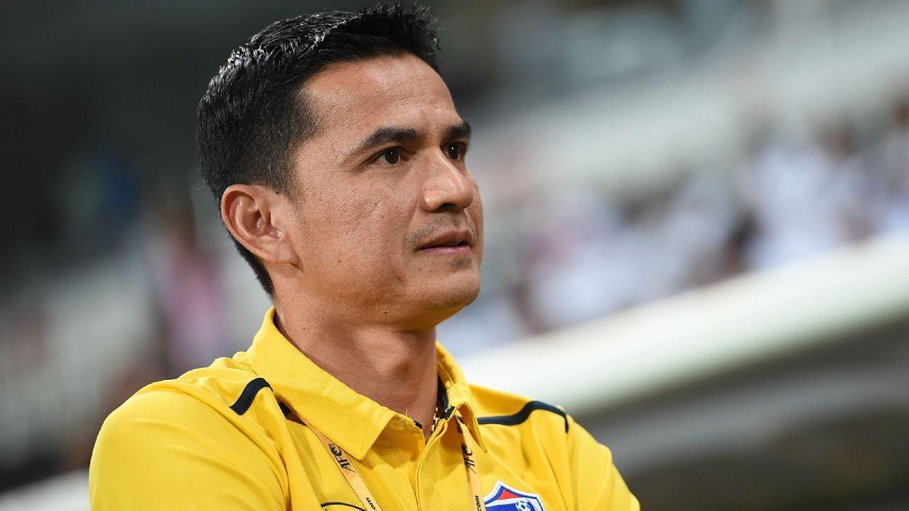 Former Thailand coach Kiatisuk Senamuang takes over at Port FC