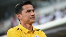 Former Thailand coach Kiatisuk Senamuang takes over at Port FC