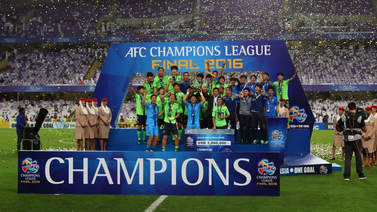 Indonesia giants Persija Jakarta links up with Korean champs Jeonbuk