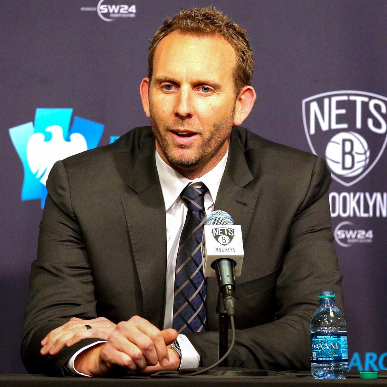 Nets minority owner fined $35K for ref criticism