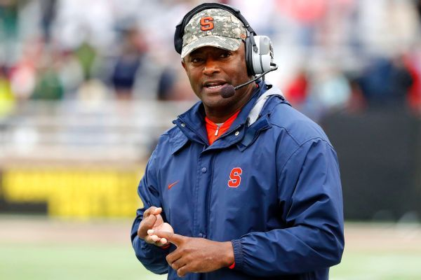 Syracuse extends Dino Babers 'well into the future'