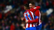 Atletico Madrid advance in Copa del Rey, Cordoba eliminate Malaga