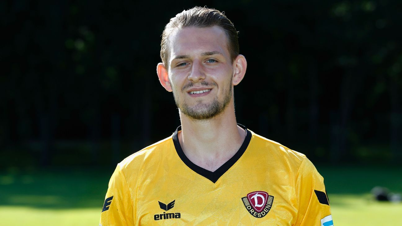 Dynamo Dresden's Marc Wachs has surgery after shooting