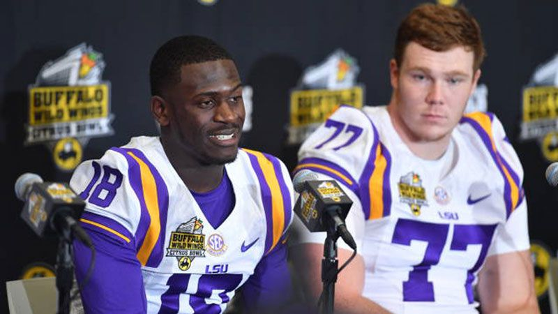Eleven Tigers To Wear Sec Graduate Patch In Bowl