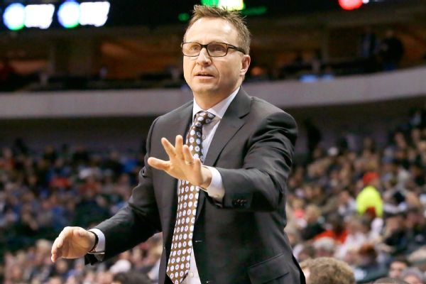 Scott Brooks, Wizards say they've moved on from conflict