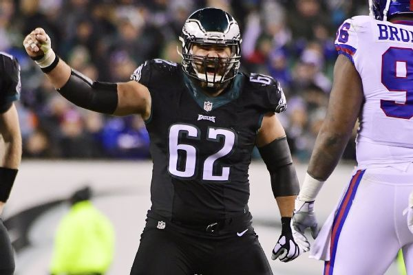 Jason Kelce: Lack of accountability at root of Eagles' struggles