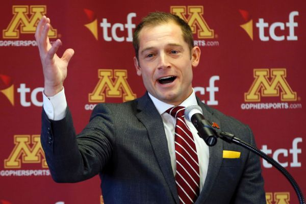 Minnesota's P.J. Fleck 'saddened' by, doesn't understand Jerry Kill's  criticism