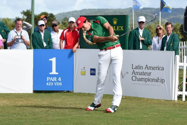 Alvaro Ortiz wins Latin America Amateur, heads to Masters