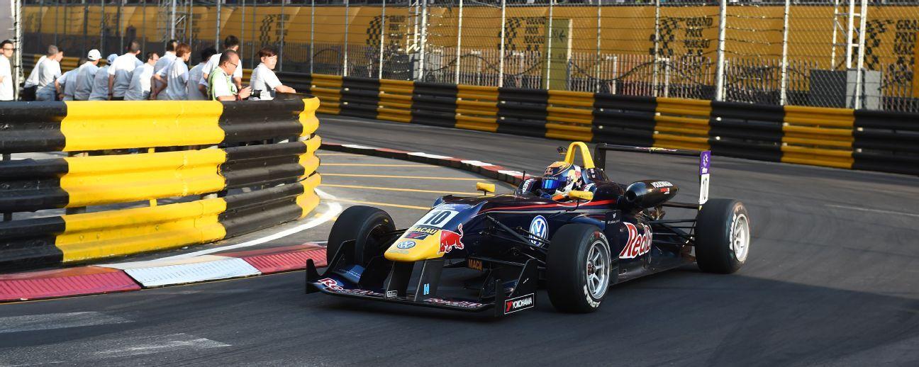 Piloto alemana Sophia Flörsch sobrevive a gravísimo accidente en GP Macao de F3