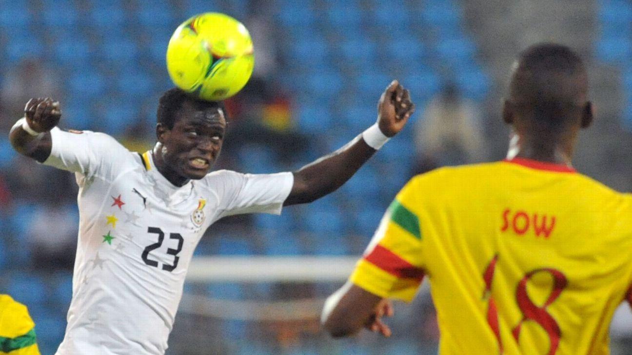 Columbus signs Ghana international Mohammed Abu from Stromsgodset