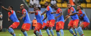 DR Congo win African Nations Cup Group A after beating Togo