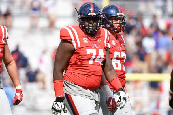 Ole Miss' Greg Little, top-rated offensive tackle, to enter NFL draft