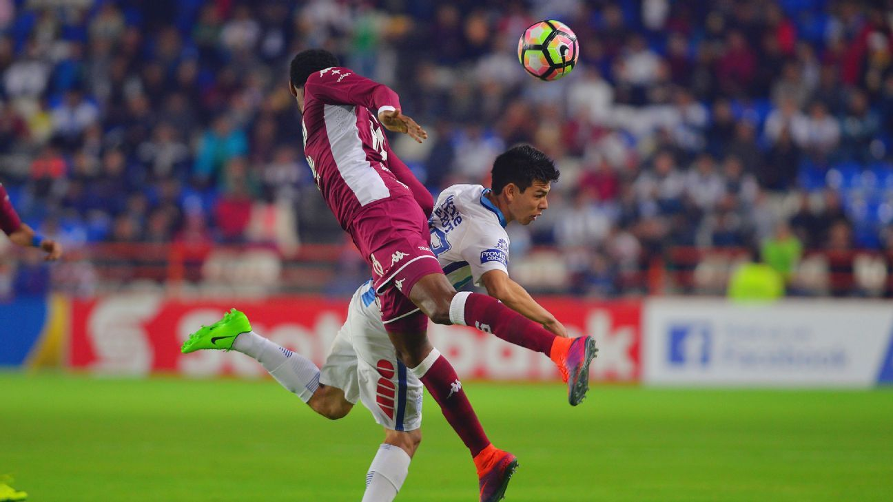 Pachuca smashes Saprissa to book place in CCL semifinals