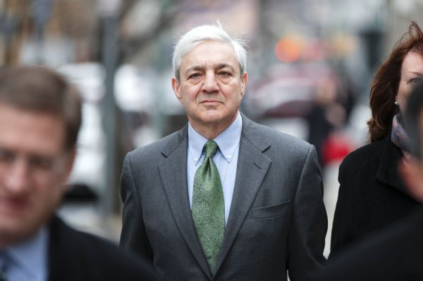 Ex-PSU president wants conviction overturned