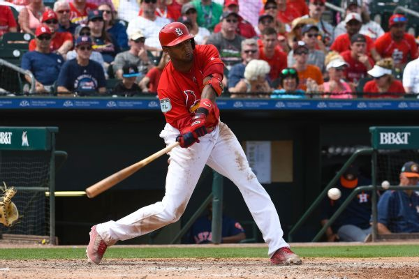 Cardinals sign OF Jose Martinez through 2020